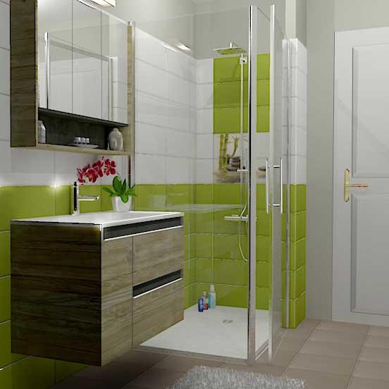 Alea Amenagemnts Interieurs Plan 3d